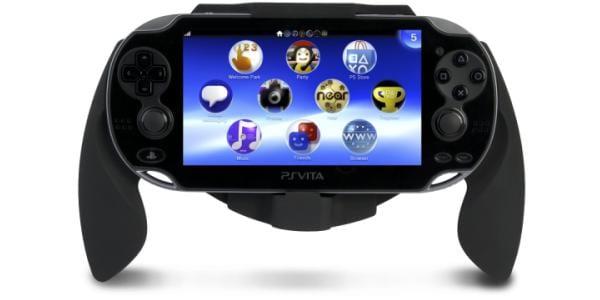 CTA Digital PS Vita Hand Grip Review