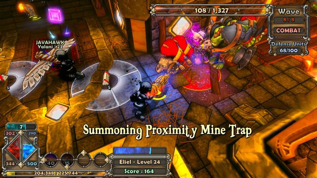 huntress1-1024x576 Dungeon Defenders Vita port shelved