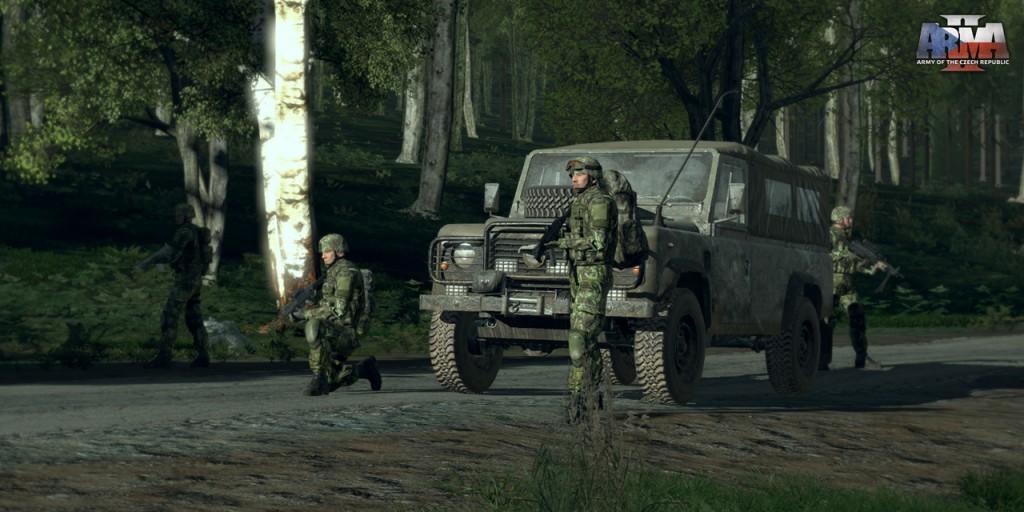 Arma 2: Army of the Czech Republic (4)