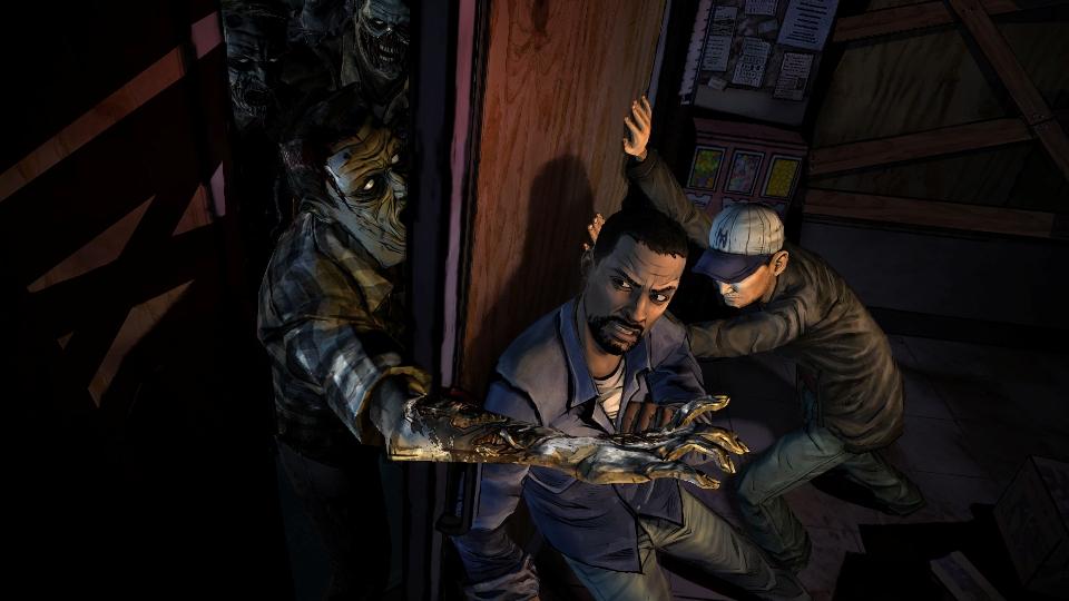 The Walking Dead (3)