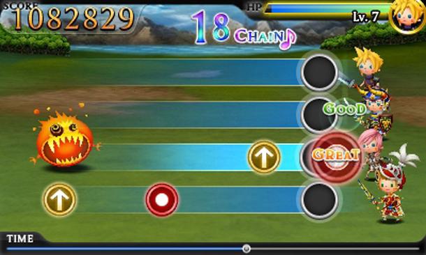Theatrhythm-Final-Fantasy-screenshot-3 Theatrhythm Final Fantasy [Review] – Roleplay the beat