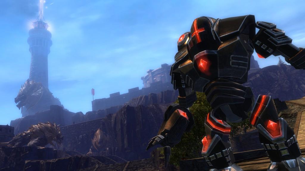 WvW-Golem-1024x576 'World vs World' details released for final Guild Wars 2 beta