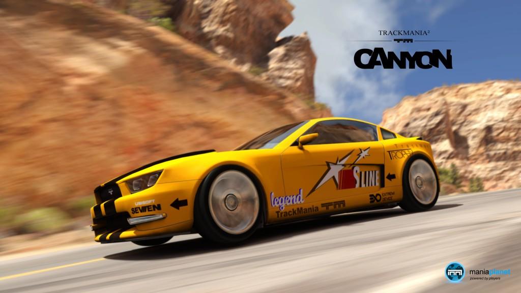 trackmania2-1024x576 Platforming mode returns to Trackmania 2: Canyon [Video]