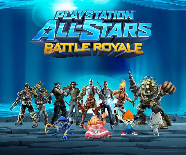 7696501230_0850c1bddc_z PlayStation All-Stars Battle Royale delayed until November