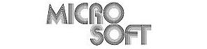 microsoft logo 1975 - 1979
