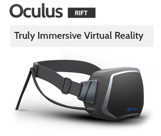 oculus Oculus VR Headset Kickstarter begins - Next big thing in gaming?