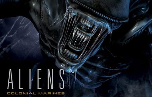 Aliens-Colonial-Marines Aliens: Colonial Marines trailer details pre-order extras [Video]