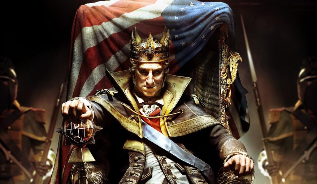 Assassin's Creed 3 - King Washington