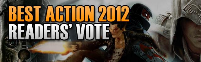 Best Action 2012