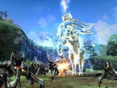 Mmo Phantasy Star Online 2