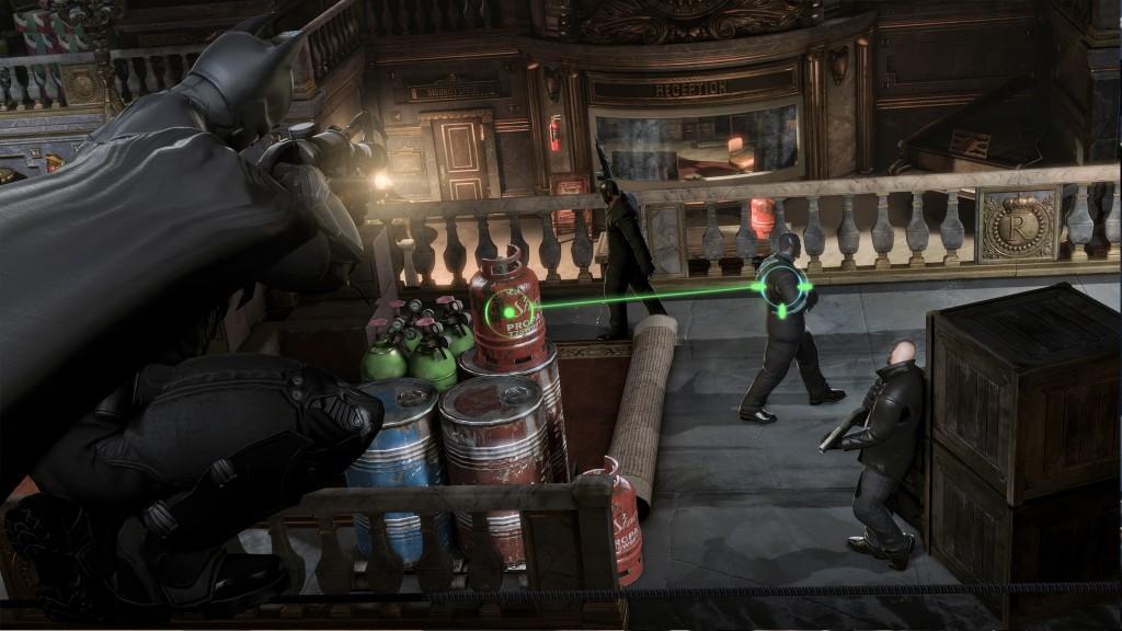 Batman: Arkham Origins