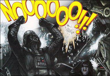 Vader noooo