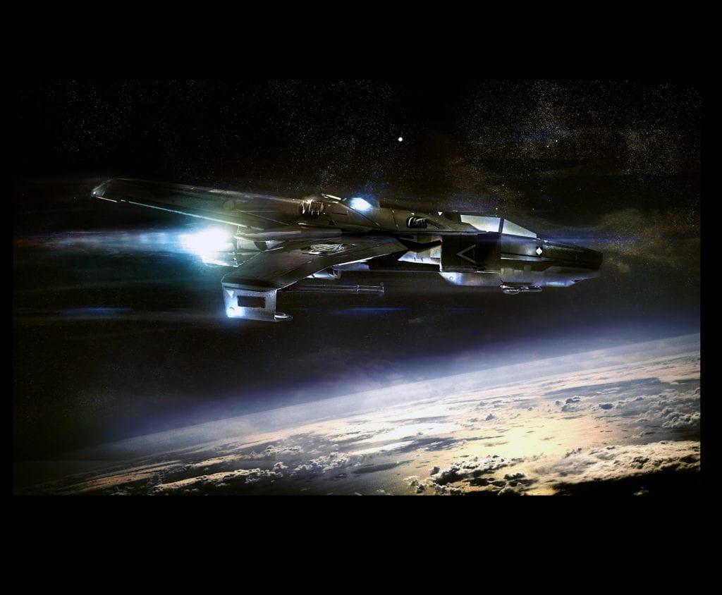 star citizen hornet ship