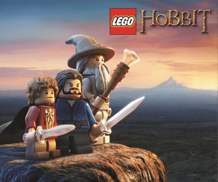 LEGO The Hobbit Game Announced, Precious