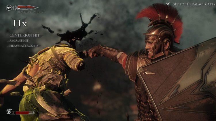 Crytek Released New Screenshots For Ryse: Son Of Rome