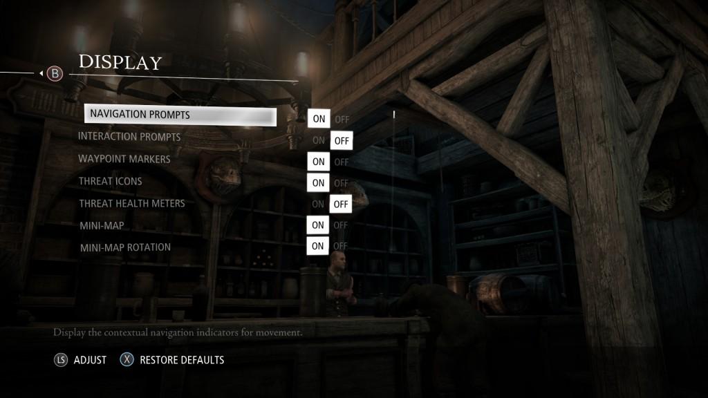 Thief UI customisation system Garrett-ees a good time | PC Invasion
