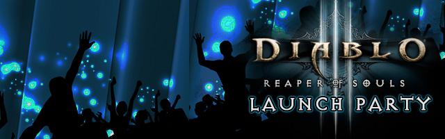 Diablo-3 Win Tickets to the Diablo 3 Reaper of Souls Launch Party