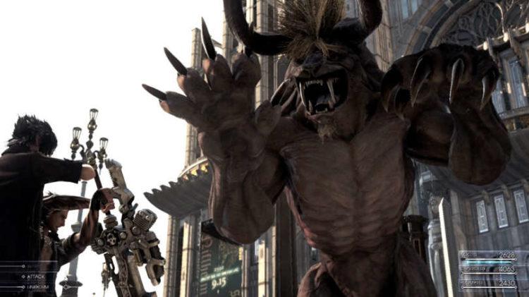 Final Fantasy XV A High Priority For Square Enix