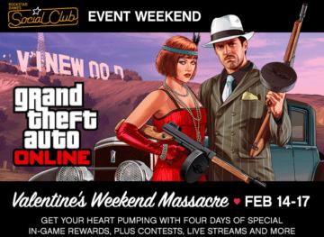 Gta Online Valentine