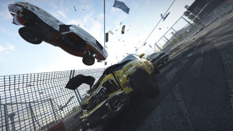 Next Car Game: A Demolition Derby Fever Dream