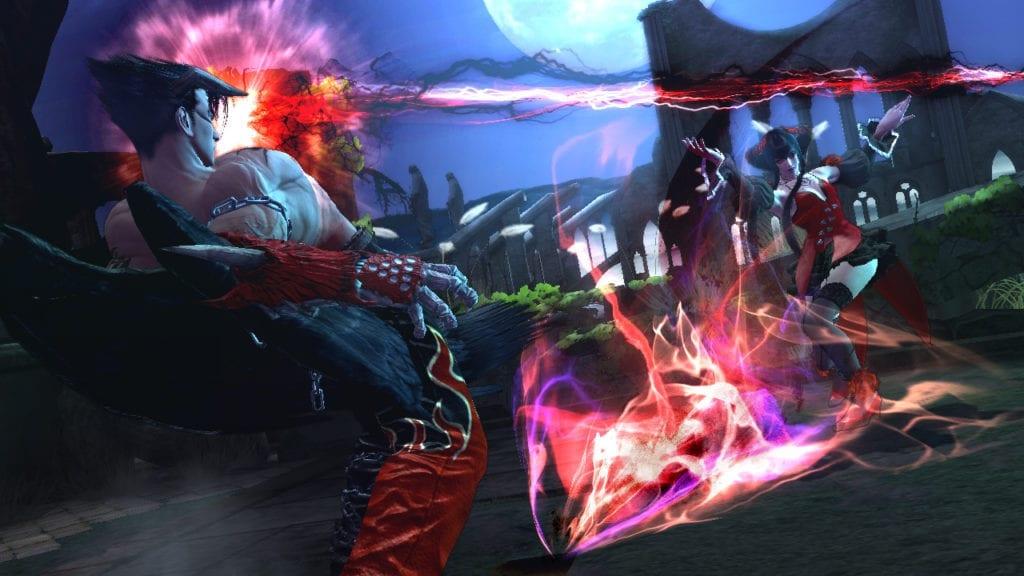 Tekken Revolution Eliza 3