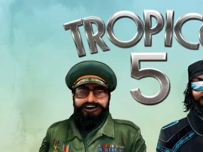 Tropico5 Topbanner