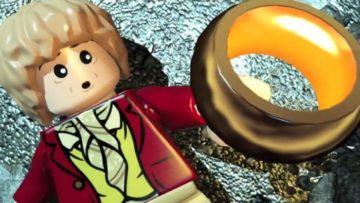 Lego Hobbit Video Game Trailer