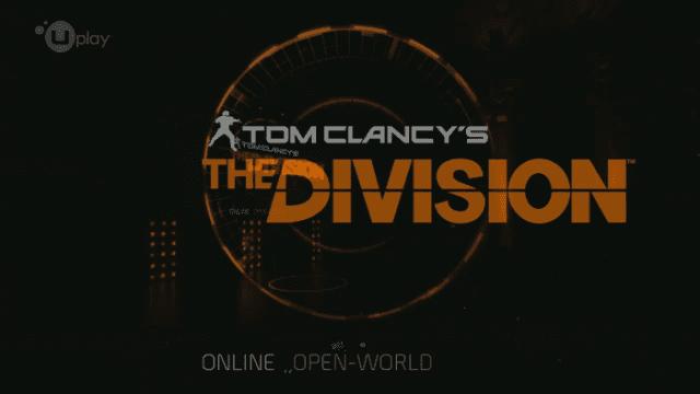 New The Division screenshots