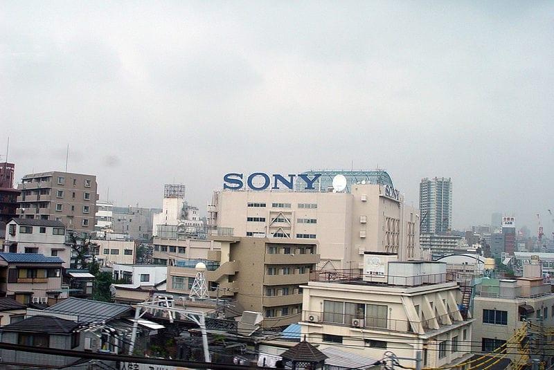800px Sony Old Headquarters In Gotenyama, Oct 2005