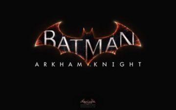 Batman Arkham Knight Envelope Jpg