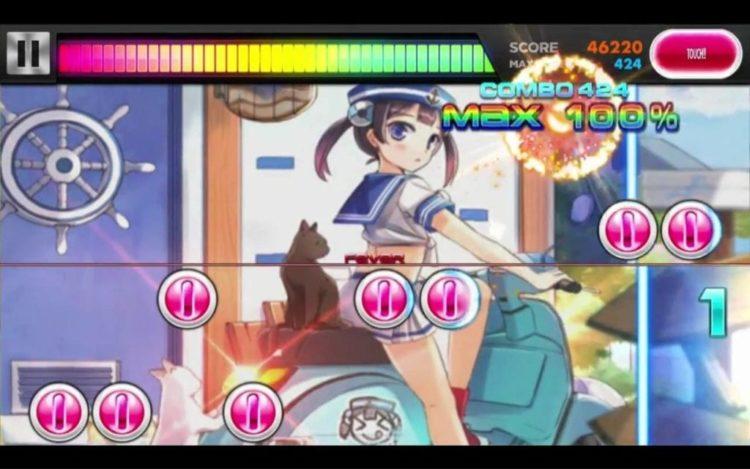 New DJMAX Coming To iOS / Android: DJMAX Technika Q