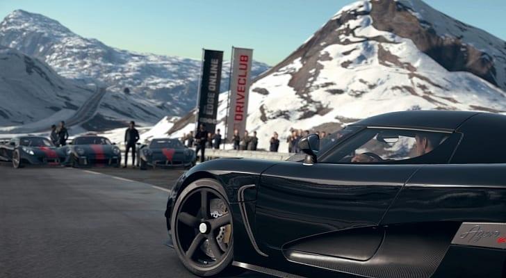 Drive Club Gets First Screenshots