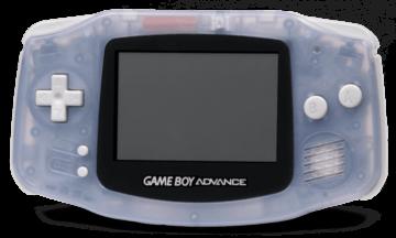 Game Boy Advance 1stgen