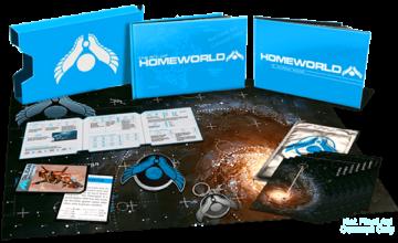 Homeworld Collectors Edition