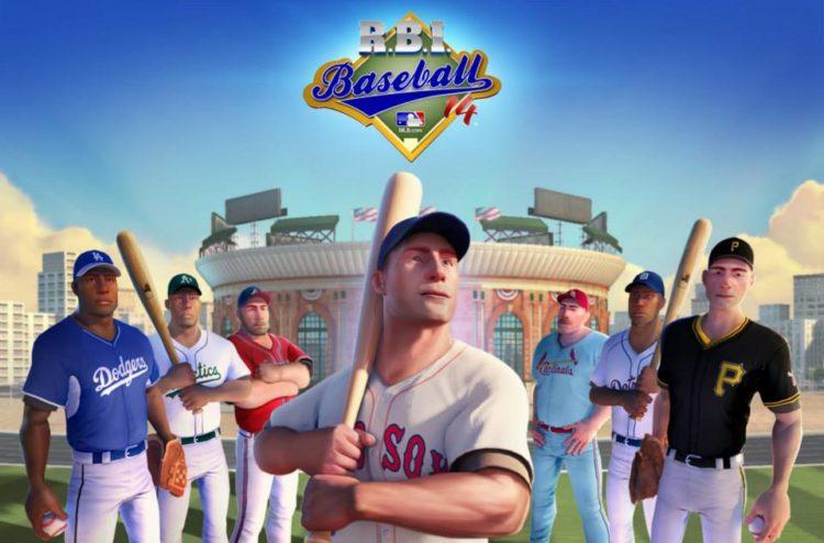 MLB Unveils RBI Baseball 14 (PSN and XBL only)