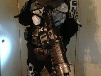 Titanfall Imc Pilot Cosplay