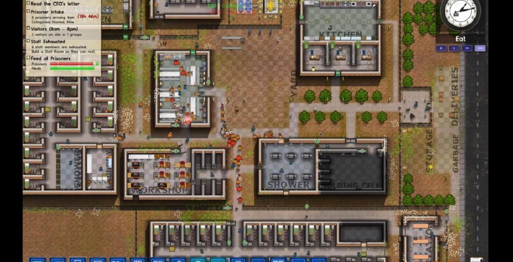 prison architect alpha 19
