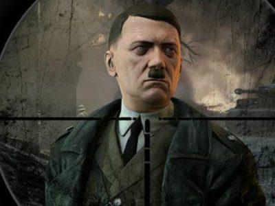 Sniper Hitler Header