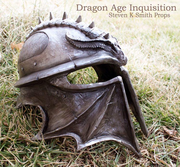 Fun Stuff: Make Your Own Dragon Age: Inquisition Helmet