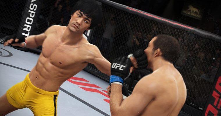 Ea UFC licenses