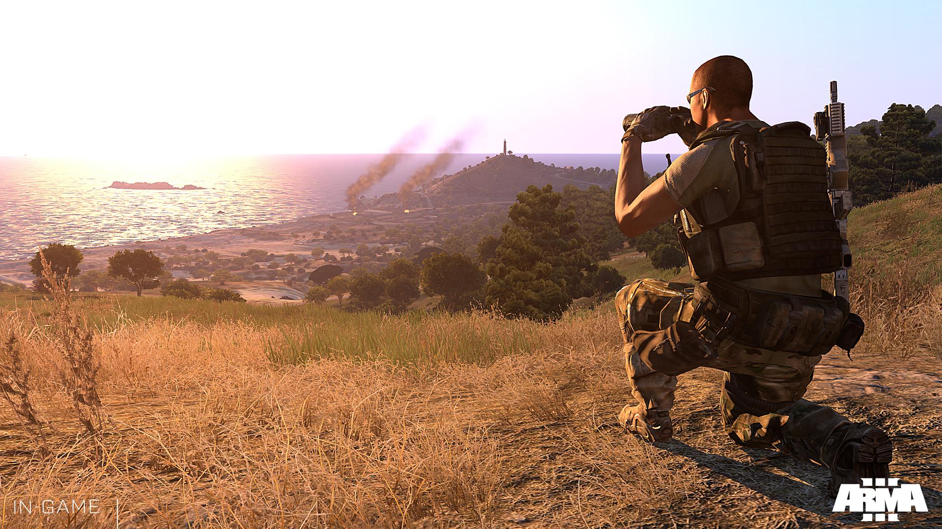 ARMA III: Wasteland