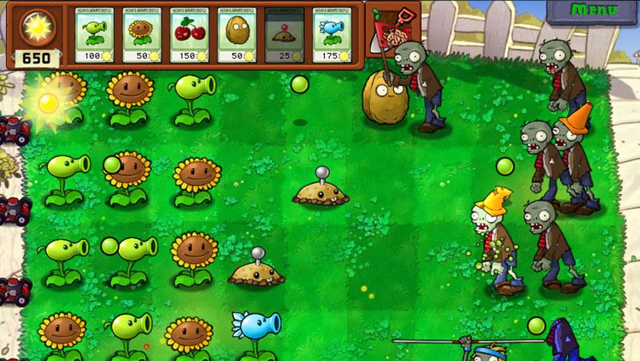 plants-vs-zombies Plants vs Zombies free on Origin