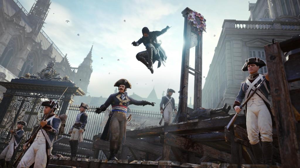 Assassin's Creed Unity - 01