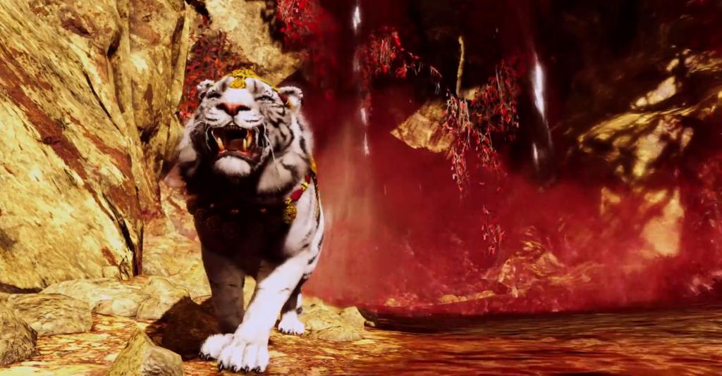 far cry 4 spirit tiger