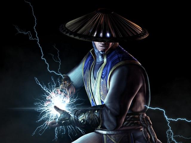 mortal-kombat-x-raiden Mortal Kombat X video has Raiden face off with Kotal Kahn
