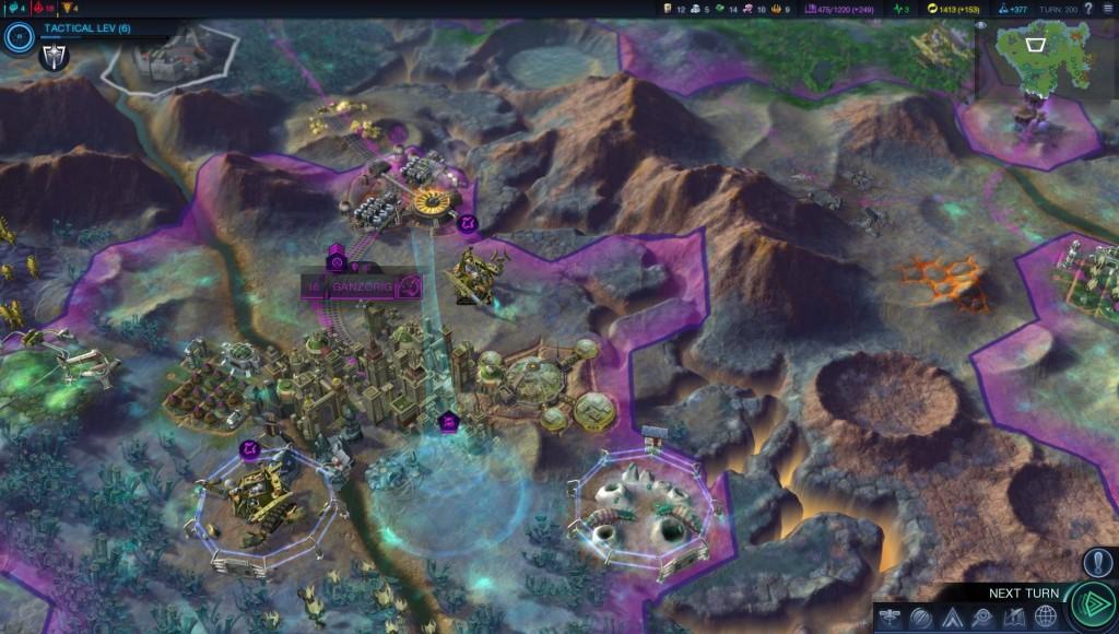 Civilization Beyond Earth - 03