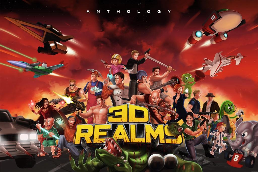 3d realms anthology