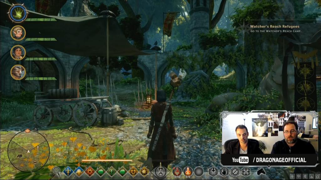 скачать игру Dragon Age Inquisition через торрент на Pc на русском - фото 9