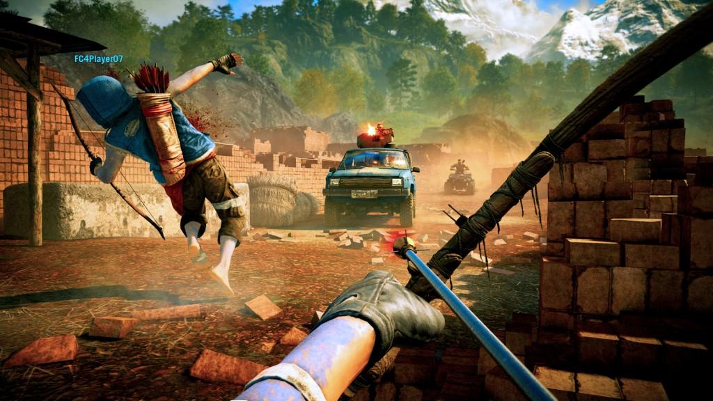 Far Cry 4 S 101 Trailer Is A Bit Spoiler Heavy
