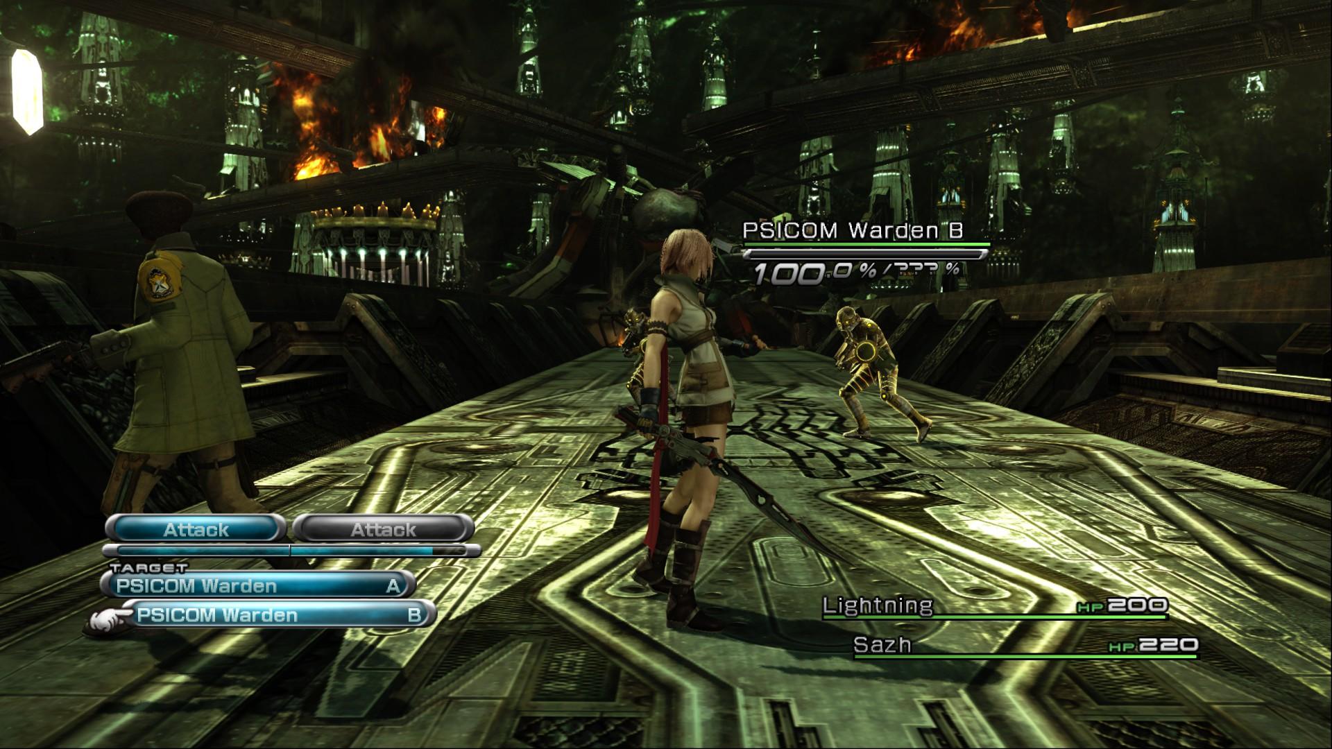 Final Fantasy XIII PC Port Impressions | PC Invasion